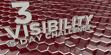 Visibility 5-Day Challenge Level 3 tickets