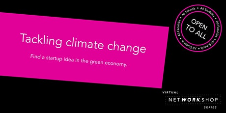 Tackling Climate Change tickets