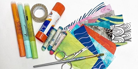 Creativity Jumpstart: De-Stress with Art tickets