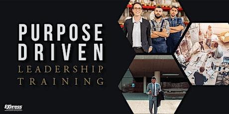 Purpose-Driven Leadership Live Virtual Training tickets