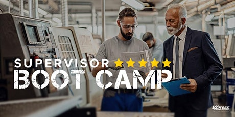 Supervisor Boot Camp Live Virtual Training tickets