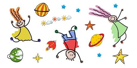 Divertirsi con la fantasia, tra stelle e pianeti biglietti