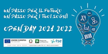 3° Open Day Online CFP Casa del Giovane Castiglione biglietti
