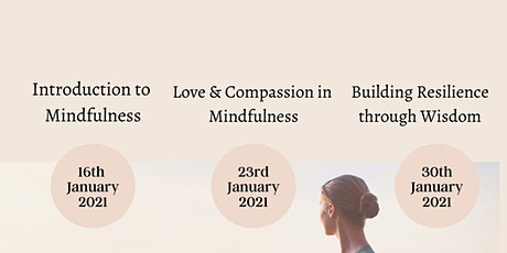 Mindfulness Meditation for Beginners tickets