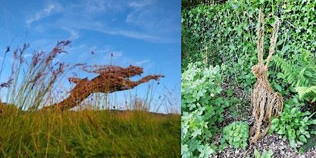 Willow sculpture animals tickets