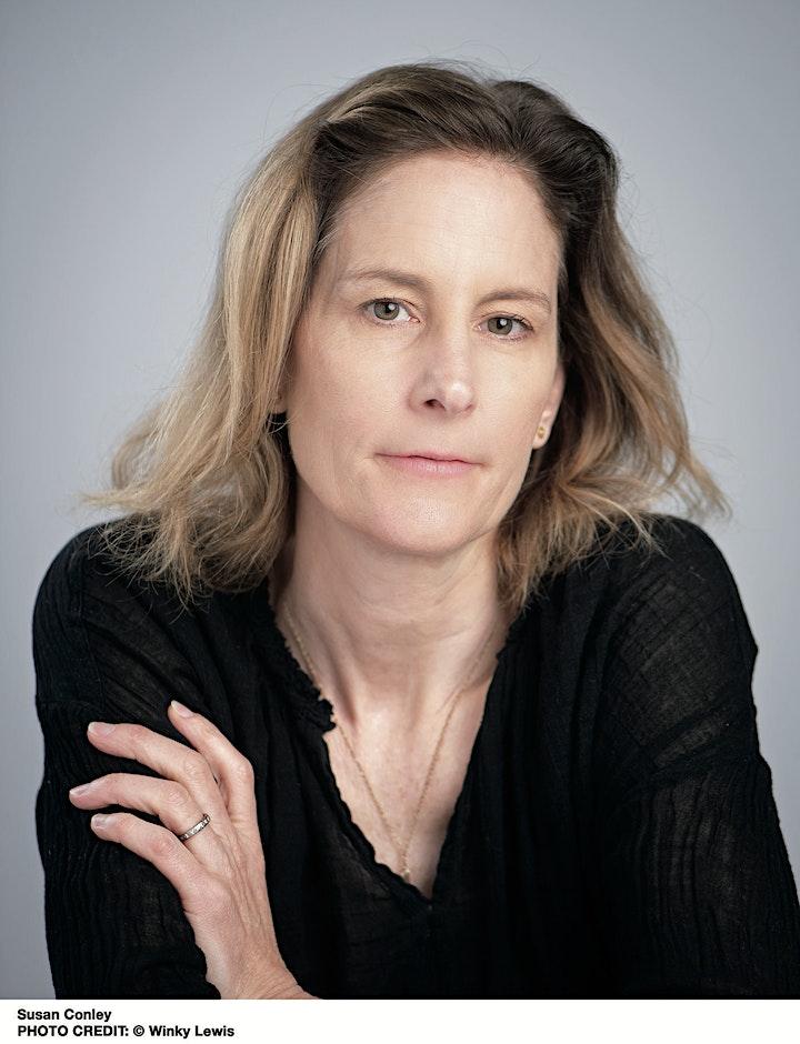 Susan Conley Presents LANDSLIDE in Conversation with Richard Russo image