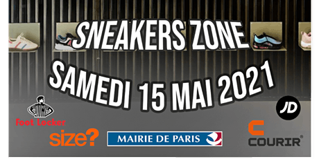 Sneakers Zone tickets
