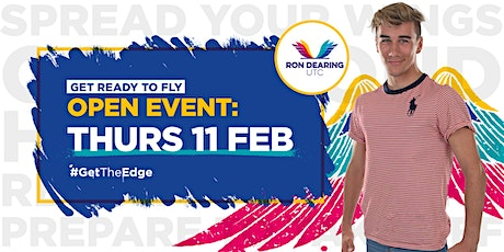 Ron Dearing UTC Feb Open Event 6th Form Students: Virtual tickets