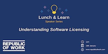 Understanding Software Licensing tickets