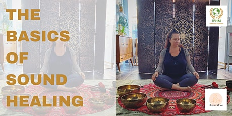 The Basics of Sound Healing tickets