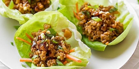 UBS - Virtual Cooking Class: Thai Lettuce Wraps tickets