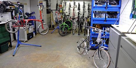 Introductory Bike Maintenance Class tickets