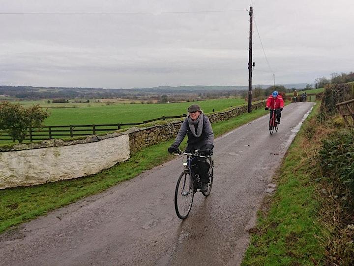 Winter Ride: Auldgirth loop image