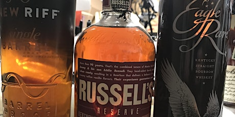 McNew's Try it Series: Popular Barrel Picks/Russell's, New Riff, Eagle Rare tickets