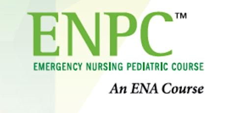 ENPC - Emergency Nursing Pediatric Course tickets
