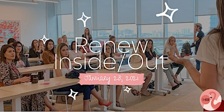 Renew Inside/Out 2021 tickets