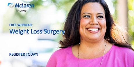 Understanding Surgical Weight Loss tickets