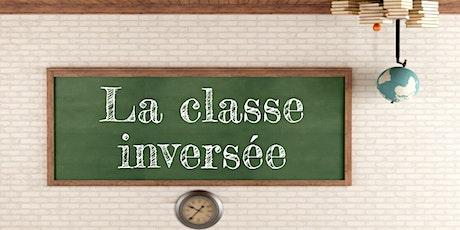 S'initier à l'apprentissage actif avec la classe inversée billets