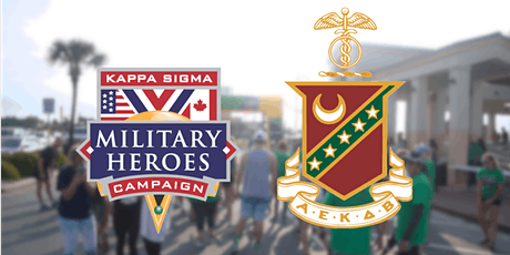 Kappa Sigma's 5th Annual Military Heroes 5k tickets