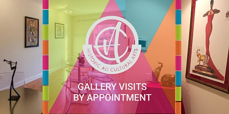 Ali Cultural Arts Center Gallery Visits by Appointment tickets