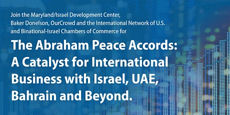 International Business with Israel, UAE, Bahrain and Beyond tickets