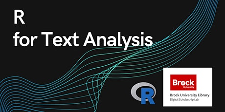 R for Text Analysis tickets
