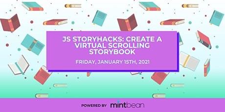 JS StoryHacks: Create a Virtual Scrolling Storybook tickets
