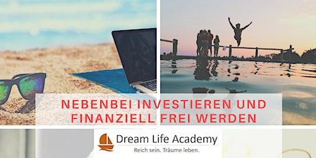 Dream Life Academy: 100 Tage für Deine finanzielle Freiheit Tickets