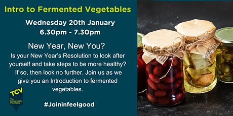 Introduction to Fermented Vegetables tickets