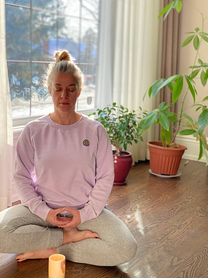 Weekdays Morning Meditation Challenge image