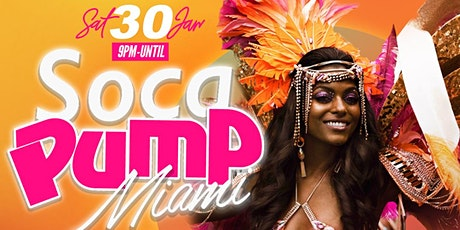 Soca Pump tickets