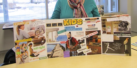 The Ultimate Goal Setting Vision Board Workshop tickets