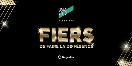 Gala annuel Ascension SFHD billets