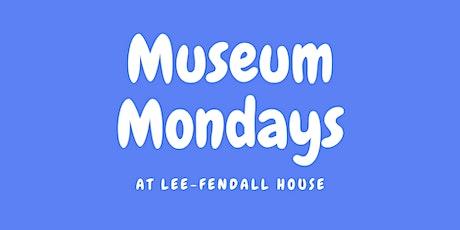 Museum Mondays tickets