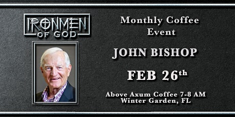 February 2021 IMOG Monthly Coffee Event tickets
