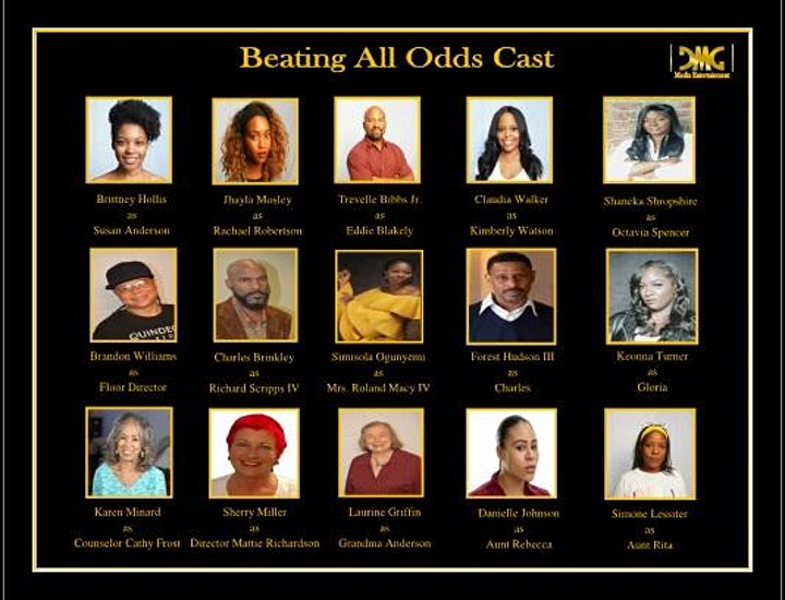 Beating All Odds - A Miracle of Enchantment Christmas Stage Play image