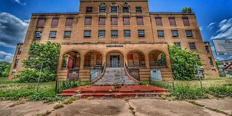 Nazareth Sanatorium Ghost Hunt tickets