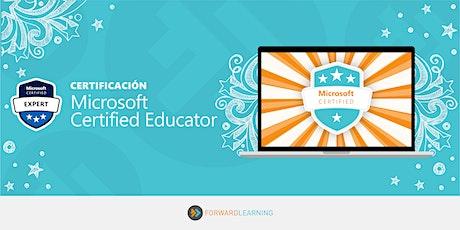 Certificación MCE: Microsoft Certified Educator entradas