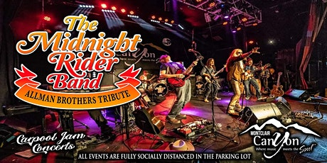 Allman Brothers Tribute by The Midnight Rider Band - Drive In Concert tickets