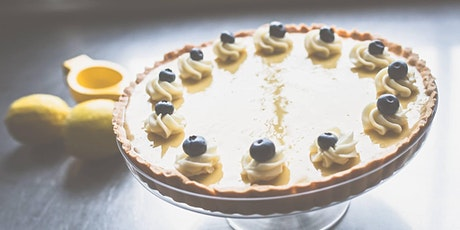 Annie's Signature Sweets Virtual Signature Lemon tart baking class tickets