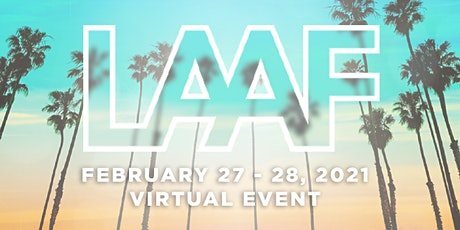 Virtual Event: Los Angeles A Cappella Festival 2021 Tickets