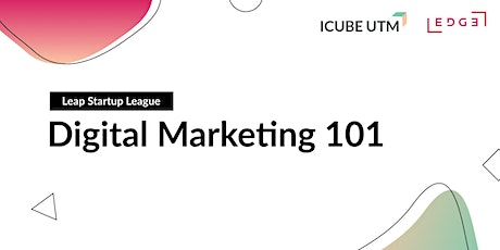 Digital Marketing Workshop 101 tickets