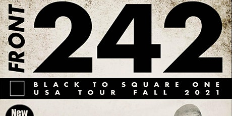Front 242 tickets