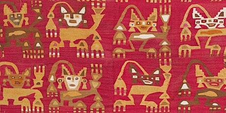 Lunch & Learn: The Peruvian Four-Selvaged Cloth tickets