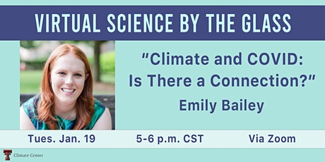 Science by the Glass - Emily Bailey tickets