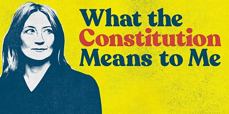 ArtsQuest at Home: Movie Talk - What the Constitution Means to Me tickets