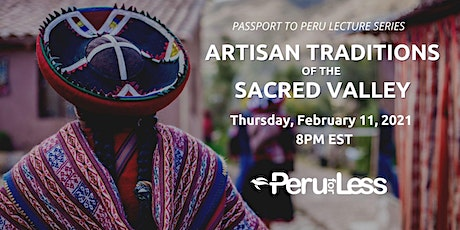 Artisan Traditions of the Sacred Valley tickets