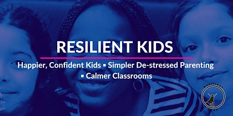 Resilient Kids Virtual Wellness Sessions tickets