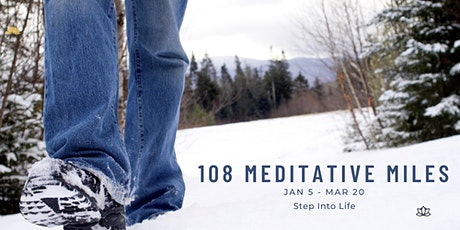 108 Meditative Miles tickets