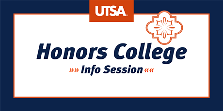 Honors College  Info Session tickets